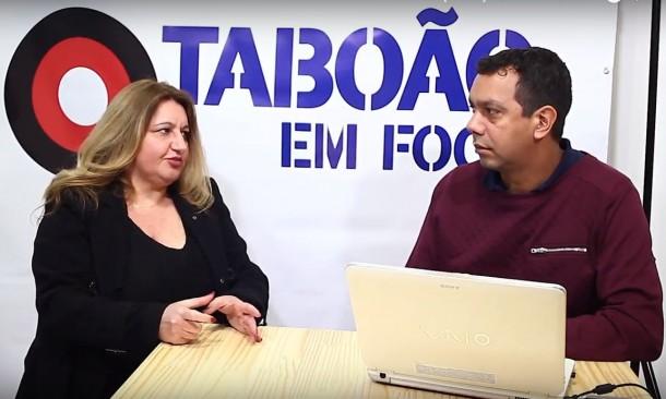 Entrevistada Sueli Amoedo