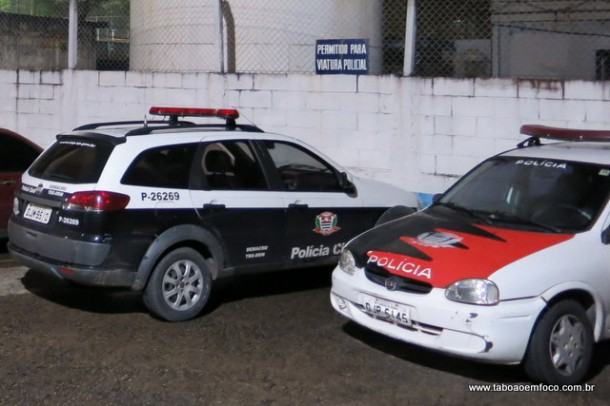 Após sequestrar ex-esposa, homem é preso em Sorocaba por policiais da Delegacia de Defesa da Mulher de Taboão da Serra. (Foto: Arquivo)
