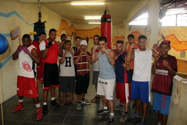 Interessados nas aulas de boxe já podem fazer sua inscrição no Centro de Referência da Juventude no Jardim Scândia (Foto: Ricardo Lima / PMTS)