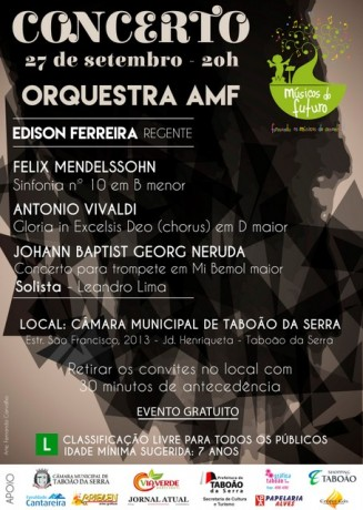 Concerto do Musicos do Futuro