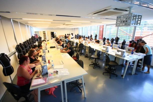 SENAC e Prefeitura de Taboão vão oferecer diversos cursos de capacitação a partir do dia 04 de outubro (Foto: Ricardo Vaz / PMTS)