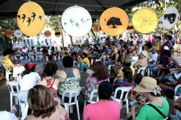 Terceira edição da FELIZS começa nesta segunda (11) e vai até o dia 23 de setembro com uma série de eventos culturais na região do Campo Limpo e Taboão da Serra. (Foto: João Cláudio de Sena)