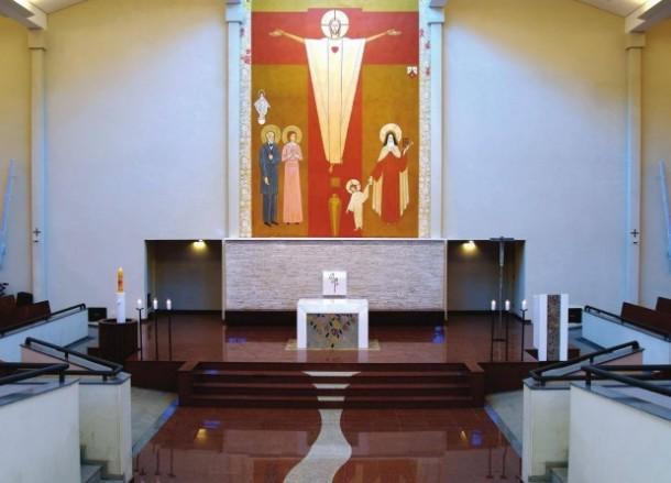 Santuario Santa Terezinha_ArteSacraDeClaudioPastro