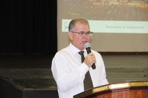 Terceira e última Audiência Pública de Mobilidade Urbana aconteceu em 14/9, no Cemur. (Foto: Ricardo Lima / PMTS)