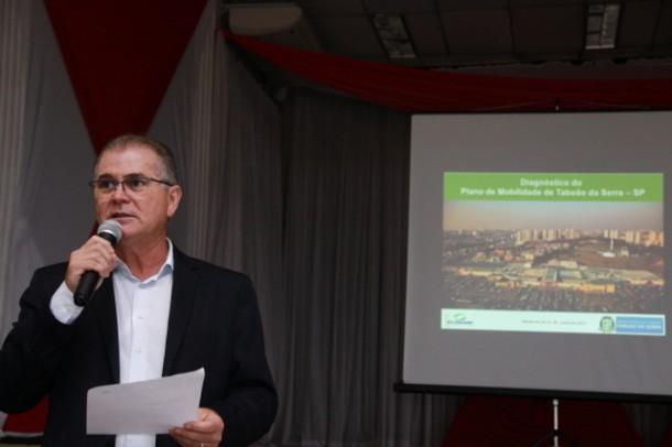 3ª Audiência Pública de Mobilidade Urbana acontece no Cemur, nesta quinta-feira, 14/09, às 9h. (Foto: Ricardo Vaz / PMTS)