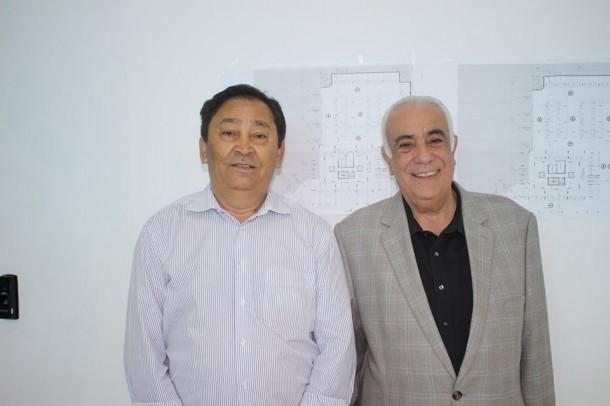 Aprígio recebe convite do suplente de senador Antonio Carlos Rodrigues para dispute as próximas eleições pelo PR. (Foto: Reprodução)