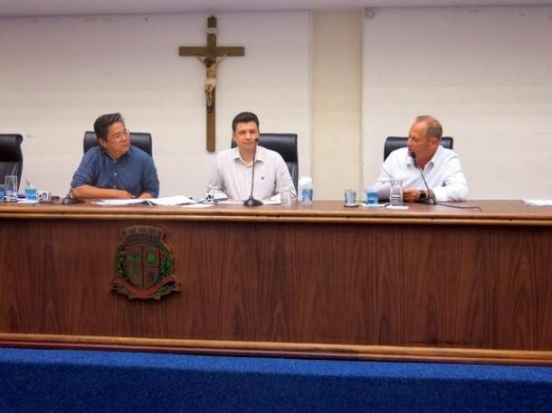 Audiência Pública da Comissão de Finanças atende exigência da Lei de Responsabilidade Fiscal. (Foto: Divulgação / CMTS)