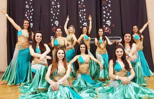 Bailarinas da Academia Semíramis conquistam quatro prêmios em festival de dança nacional. (Foto: DIvulgação)