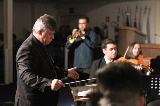 Concerto dos Músicos do Futuro abriu portas da Casa do Povo de Taboão para a promoção da cultura. (Foto: Thiago Walter / Divulgação)