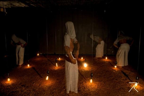 Espetáculo de dança contemporânea Gbé será apresentado em Embu das Artes neste domingo (22). (Foto: Divulgação)