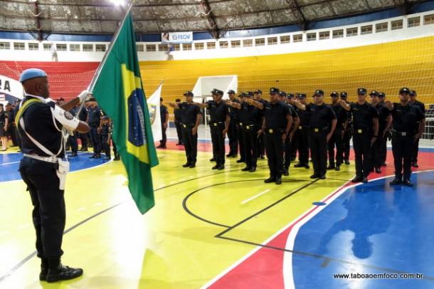 Taboão da Serra ganha mais 24 novos GCMs