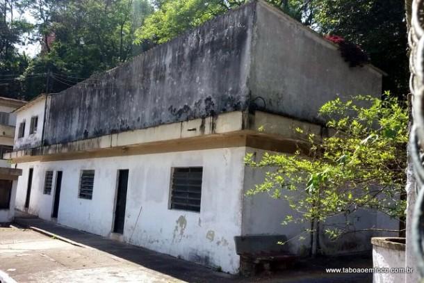 Futura base central da GCM de Taboão da Serra vai ficar dentro do Parque das Hortênsias.