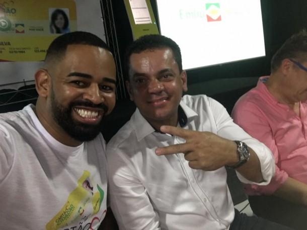 Jones Donizete e Leo Novais_Reproducao