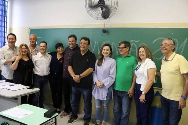 Filiados do PSDB elegem nova executiva municipal. (Foto: Reprodução)