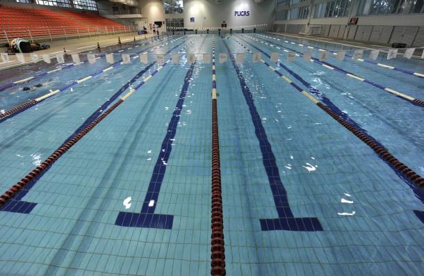Taboão da Serra terá piscina olímpica, que mede 50 metros de comprimento por 25 metros de largura com oito raias. (Foto: Reprodução)