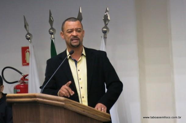 Vereador Professor Moreira quer pelo menos 10 sessões por ano em distintos bairros de Taboão da Serra.