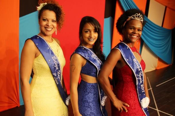 Concurso Miss Beleza Negra 2017 aconteceu no Cemur e elegeu a Rainha, Princesa e Miss Simpatia (Foto: Ricardo Vaz / PMTS)