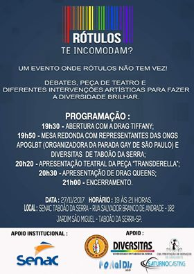 Evento Senac Taboao