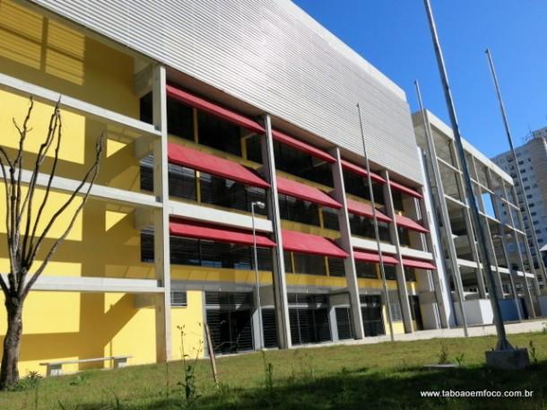 Etec Taboão da Serra deve ser inaugurada em breve com apenas um dos blocos prontos. No 1º semestre de 2018, apenas um curso técnico será oferecido.