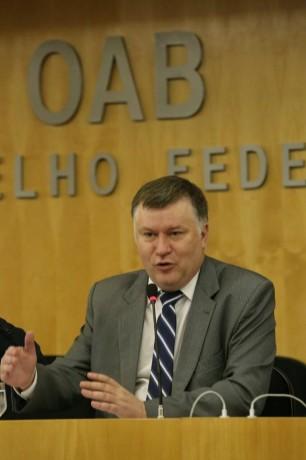 Presidente da OAB de São Paulo, Dr. Marcos da Costa teve indicação aprovada por todos os vereadores. (Reprodução / Facebook)
