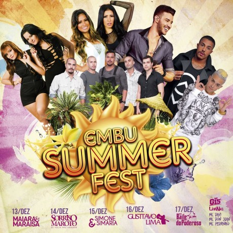 Banner Embu Summer Fest