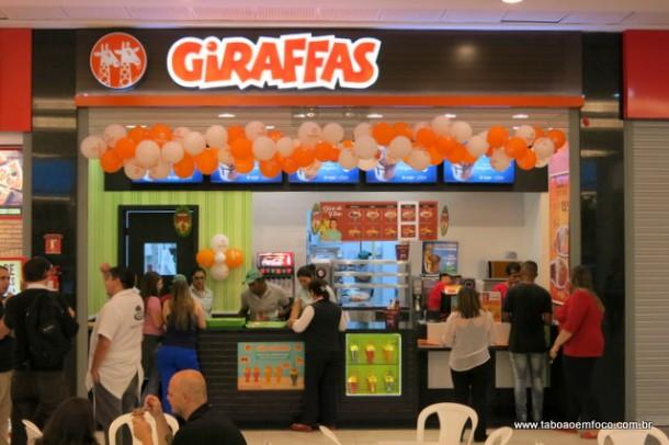 Giraffas Taboao Plaza Outlet