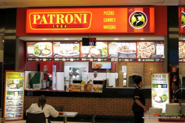 Patroni Taboao Plaza Outlet