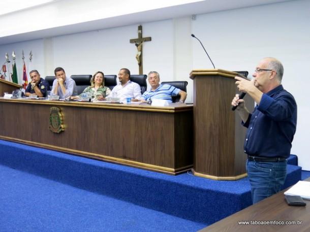 Secretário Gilmar Leone esclarece sobre o plano de carreira da GCM