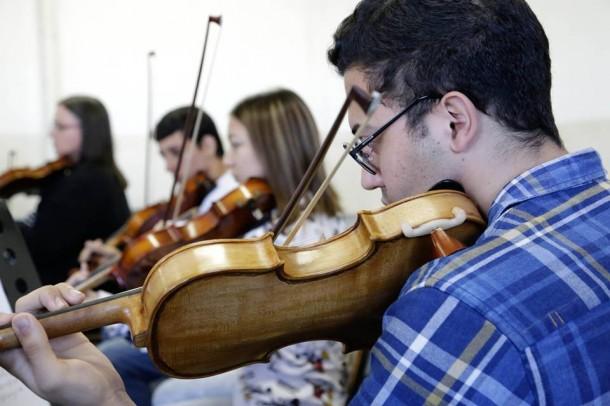 Músicos do Futuro estão com inscrições abertas até sexta (2). (Foto: Reprodução)