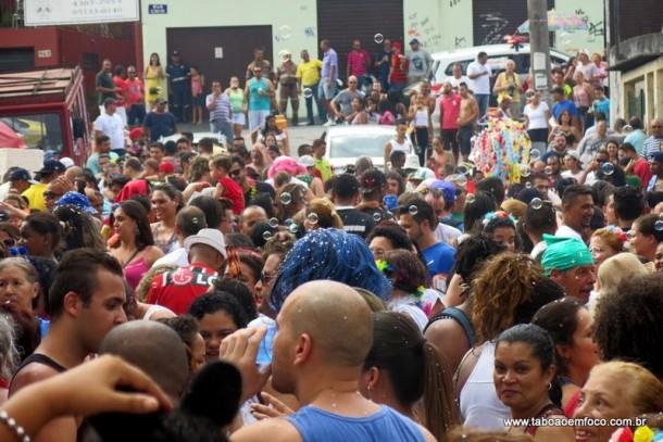 Desfile da Banda Espera Marido costuma atrair grande número de foliões. (Foto: Arquivo)