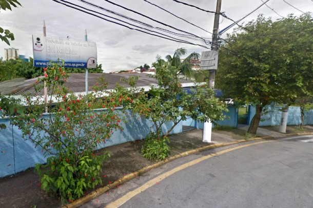 Alunos da EMI Narizinho ficam sem aulas devido a furto no fim de semana. (Foto: Reprodução Google)