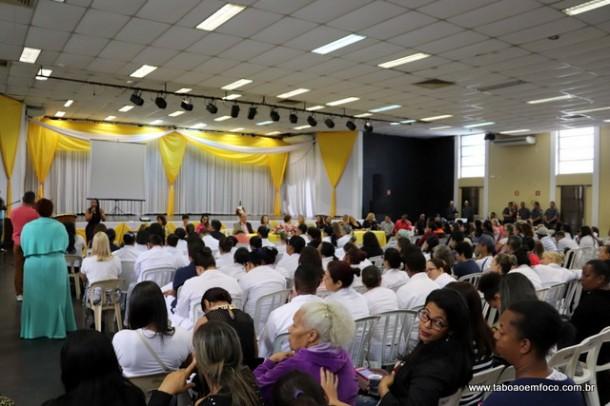 Dia Internacional da Mulher é celebrado com evento no Cemur.
