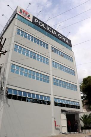 Seccional de Taboão da Serra é responsável pelas delegacias dos municípios da região.