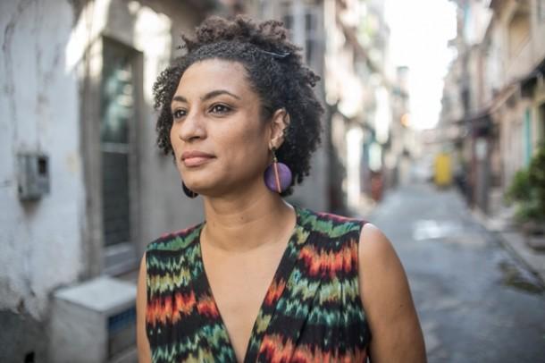 Vereadora do Rio de Janeiro, Marielle Franco, morta na noite de quarta (14). (Foto: Reprodução / Mídia Ninja)