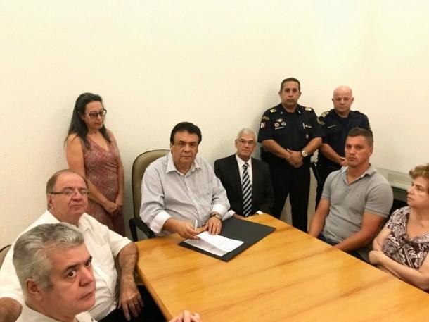 Ex-vereador Walter Paulo é o novo secretário de segurança pública de Taboão da Serra. (Foto: Divulgação)