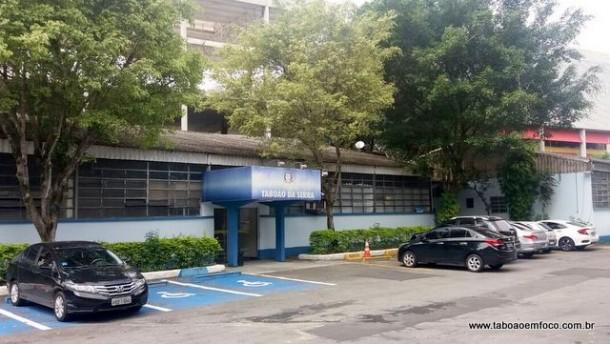 Prédio da Prefeitura de Taboão da Serra. (Foto: Arquivo)