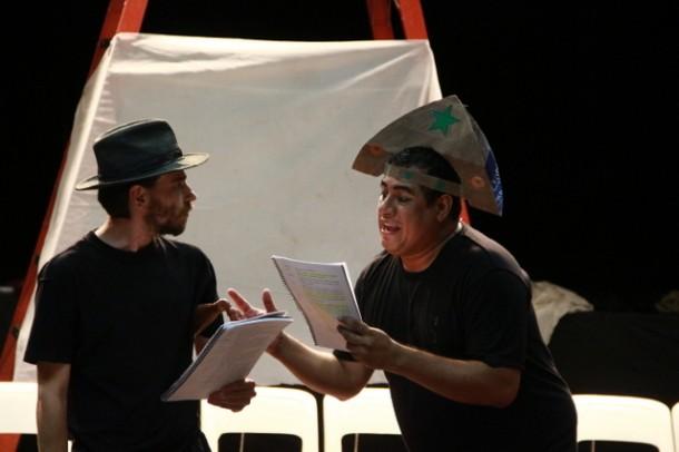 """Projeto """"Leitura Dramática"""" acontece na última segunda-feira de cada mês, às 19h30, no Cemur. (Foto: Ricardo Vaz / PMTS)"""