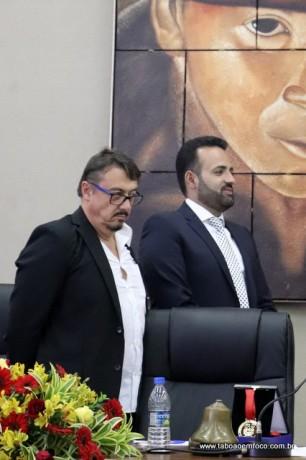 Juíza de Embu das Artes cassa Dr. Peter e Ney Santos por irregularidades na campanha de 2016.