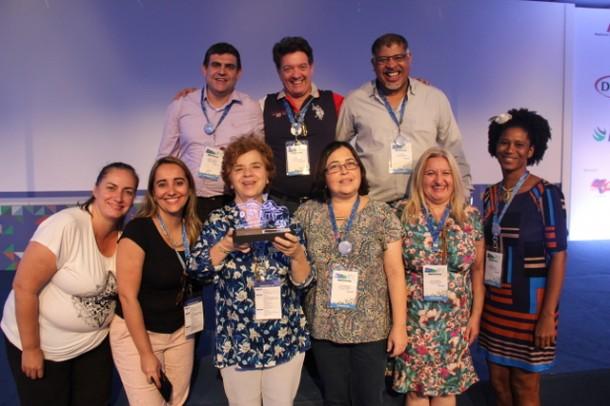 Secretaria de Saúde de Taboão da Serra apresentou 47 trabalhos no 32º Congresso do Conselho de Secretários Municipais de Saúde do Estado de São Paulo (Foto: Charles Eliseu / PMTS)