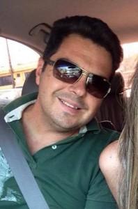 Empresario Alexandre Muller é morto durante tentativa de assalto a padaria no Portal do Morumbi. (Foto: Reprodução)