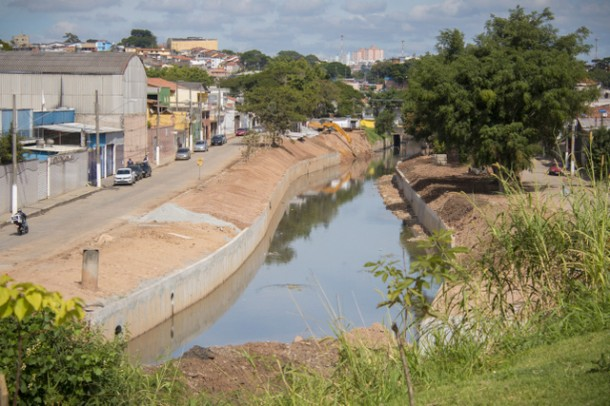 Obras no Pirajuçara tem previsão para ser concluídas até o final do semestre. (Foto: Divulgação / Analice Fernandes)