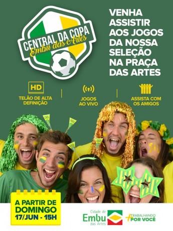 Central da Copa 2018