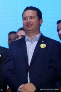 Eduardo Nóbrega é acusado de estar por trás das vaias a presidente Joice.
