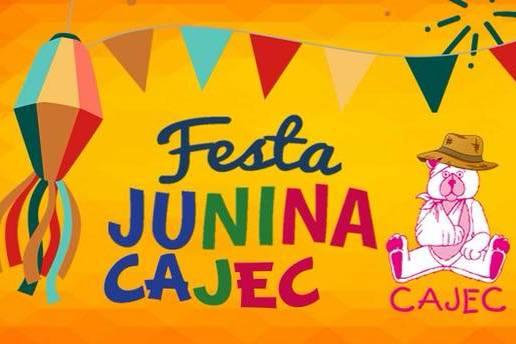 Festa Junina da Cajec acontece neste sábado (9)