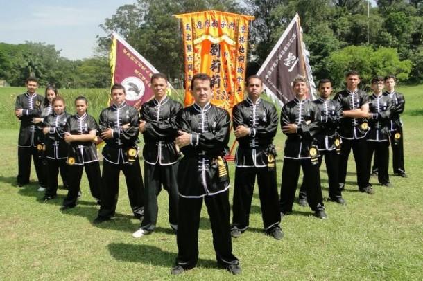 Aulas de Kung fu agora pode ser feitas no Ginásio Zé do Feijão na Estrada Kizaemon Takeuti (Foto: divulgação)