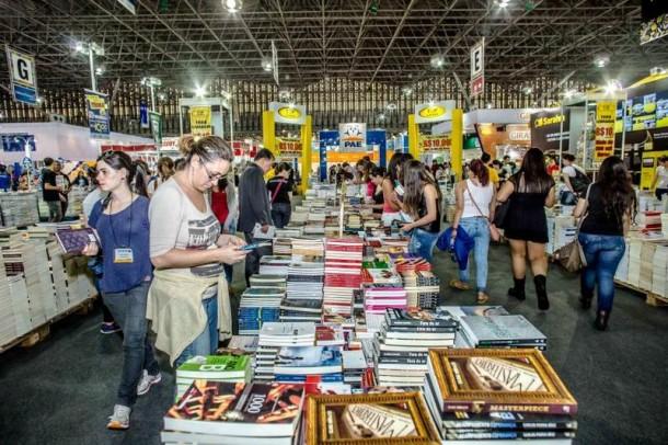 Bienal do Livro de São Paulo acontece no início de agosto. (Kelsen Fernandes / Fotos Públicas)