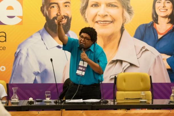 Candidato a deputado estadual 2018 Juninho do Psol_divulgacao