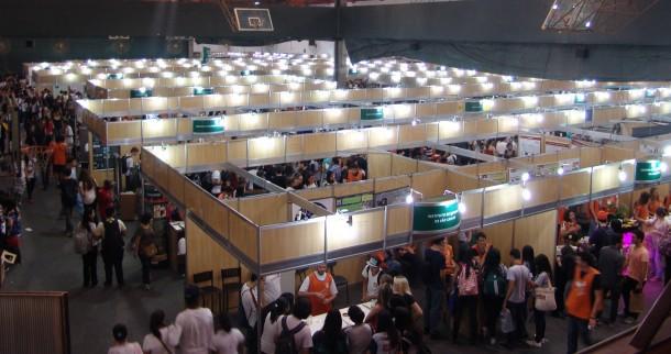 Feira de Profissões da Universidade de São Paulo acontece nos dias 16, 17 e 18 de agosto. (Foto: Divulgação)