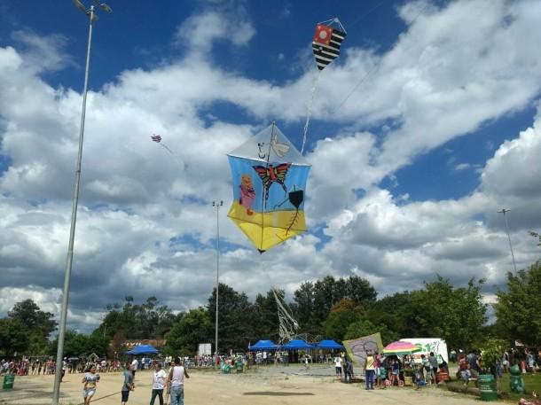 Itapecerica da Serra terá campeonato de Pipas neste domingo (29). (Foto: Reprodução / Band FM)