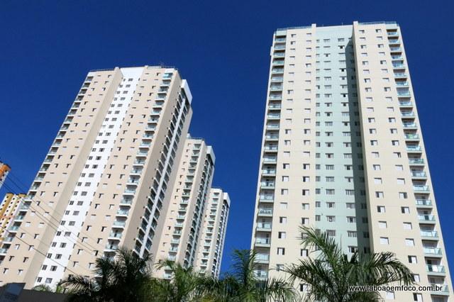 Sorteados do último prédio da Cooperativa Vida Nova em Taboão pegam as chaves no dia 14